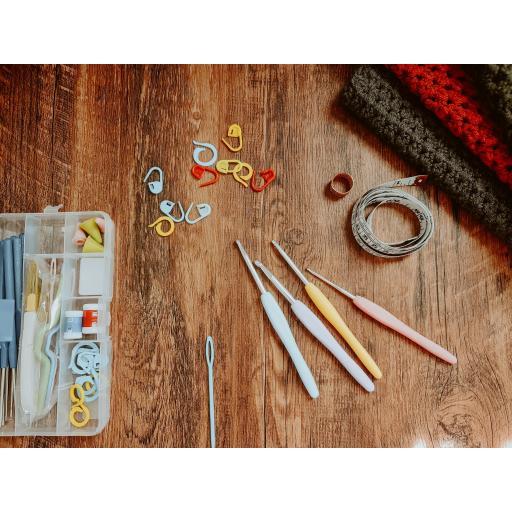 Mosaic Crochet class. Sunday the 3rd October 2 till 4